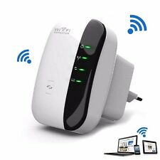 WR03 Wireless-N Wifi Repeater 300Mbps 2.4GHz Routers Amplifier Booster EU Plug