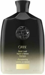 ($49 Value) Oribe Gold Lust Repair and Restore Shampoo, 8.5 Oz