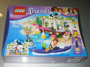 LEGO FRIENDS SET 41315 HEARTLAKE SURF SHOP - BRAND NEW