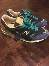 Social Status x New Balance CM1600 Winter in the Hamptons Sz 9.5 Ronnie Fieg