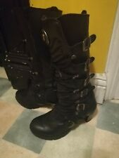 New Rock ladies boots size 8