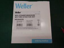 Weller WFE Lötdampfabsaugung Fume extraction unit 0053640299