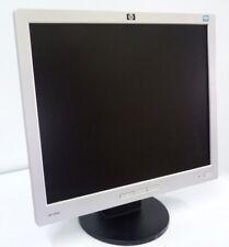 """MONITOR PC COMPUTER LCD 19""""  VARI BRAND HP DELL FUJITSU  USATO 5:4 1280X1024"""