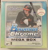 2020 Topps Bowman Chrome Baseball MLB Mega Box Brand New Sealed
