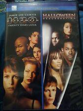 Halloween H20 & Halloween Resurrection Double Feature (DVD) Jamie Lee Curtis