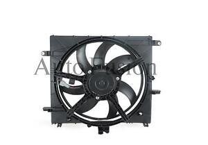 Radiator Fan For Nissan Almera N17 2012-2014