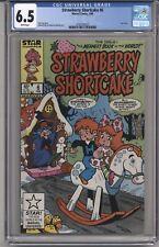STRAWBERRY SHORTCAKE #6 CGC 6.5 WPGS STAN KAY STORY POST&EDELMAN ART LAST STORY