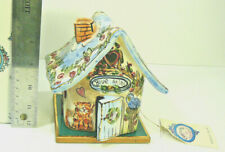 Blue Sky Clayworks Blue Sky House Heather Goldminc in Box