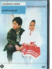 DVD - LE BALLON BLANC - JAFAR PANAHI  - ARABE / FRANCAIS / NEDERLANDS region 2
