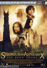 D.V.D./...LE SEIGNEUR DES ANNEAUX.....LES DEUX TOURS..../...EDITION PRESTIGE..
