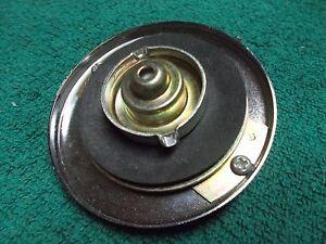 77 78 79 80 81 82 83 84 85 Jeep Scrambler Gas Cap Vintage Chrome Older Stock