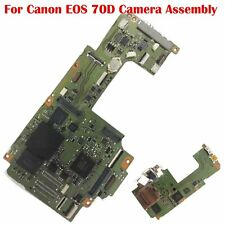 For Canon EOS 70D Camera Assembly Main Board PCB MCU Motherboard + Software FS