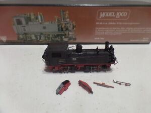 Model Loco BR 99 (Sächs IV K) DR  Bastlermodell Epoche 4 H0e Schmalspur Sachsen