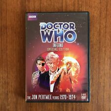 New listing Doctor Who - Inferno (Dvd, 2013, 2-Disc Set)