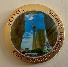 2008 Greater Toronto Geobash Geocoin