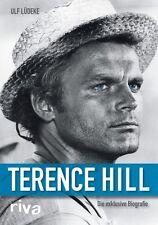 Terence Hill Die exklusive Biografie Lebensgeschichte Bud Spencer Buch Book NEU