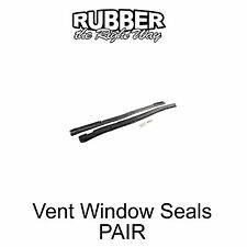 1948 1949 1950 1951 1952 Ford Truck Vent Window Seals - PAIR