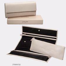 PANDORA | PINK JEWELLERY ROLL *NEW* RARE RETIRED P00032 Clutch Jewelry AUTHENTIC