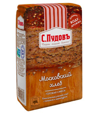 Black Moscow Bread Russian Черный хлеб traditional mix for cooking baking