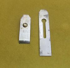 """W.K & C Peace, Sheffield, Imperial Cast Steel 1.1/2"""" Double Plane Iron"""