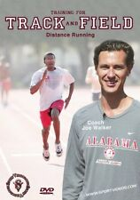 Training for Track and Field: Distance Running DVD for Coach - Free Shipping