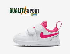 Nike Pico 5 Bianco Fucsia Scarpe Shoes Bambino Infant Sneaker AR4162 102 2020