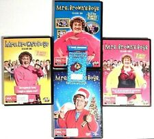 MRS BROWNS BOYS Series 1 2 3 + Christmas Specials, 7 Disc (Free Collector Pin)