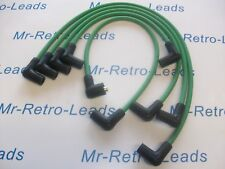 GREEN 8MM PERFORMANCE IGNITION LEADS VOLVO 480 460 440 2.0 1.7 TURBO B18FT