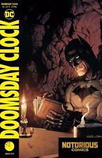 Doomsday Clock #3 Variant DC Comics 1st Print 01/24
