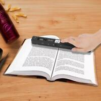Mini iScan Portable Wireless HD Scanner A4 Scanner MicroSD Handheld Scanner