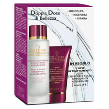 COLLISTAR MAGNIFICA SET PLUS CREMA VISO E COLLO 25ML + ELIXIR DI GIOVINEZZA