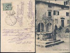 CIVIDALE,CASTEL DEL MONTE@ANIMATA,VIAGGIATA 1915 @F.P. FRIULI(UD) N.41371 - R@R@