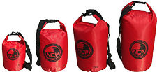 5 15 20 30L roll top dry bag 100% waterproof lightweight TOUGH RIPSTOP inc strap