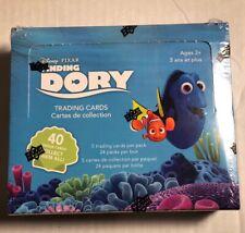 Finding Dory Card Box Disney Pixar Movie 24ct Upper Deck 2016