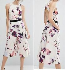 Polyester Floral Tall Jumpsuits & Playsuits for Women