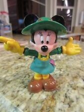Vintage Minnie Mouse Girl Scout Figurine