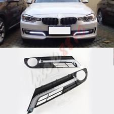 LED FOG/Driving Light Daytime Running Lamps For 2014 BMW 3 series 320I 328I 335I