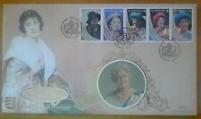 First day of issue, 1999i Balliwick of Guernsey, Honoring HM Queen Elizabeth I