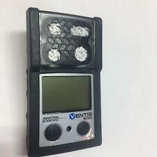 INDUSTRIAL SCIENTIFIC Ventis MX4 Multi Gas Detector,Calibrated,2016