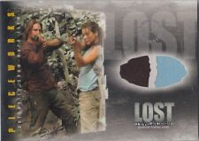 Lost Revelations Dealer Incentive Dual Pieceworks Costume Pw-9 Sawyer Kate Rare