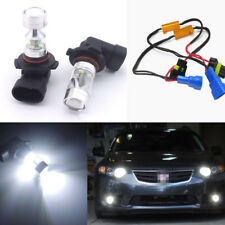 6000K 9005 LED High Beam Daytime Running Light Kit For Acura TSX TL Honda Civic