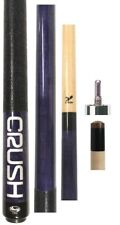 Viking Crush Break Concord Stained Cue w/ Wrap 13mm V-Crush Performance Shaft
