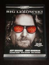 DVD movie, The Big Lebowski, Jeff bridges, John Goodman, John Turturro Flea RARE