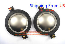 2PCS Diaphragm for P Audio BMD 740 / 750, Turbosound TXM-15M TXM-252 Horn Driver