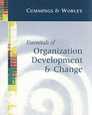 Essentials of Organization Development and Change, Worley, Christopher, Cummings