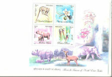 Indian Sheet Animal Kingdom Postal Stamps