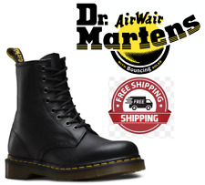 AUTHENTIC 100% Dr Martens 1460 NAPPA Unisex 8 Lace Up Boots FREEPOST