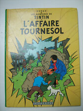 TinTin. L'affaire Tournesol.1966