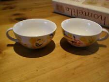 2 x Nescafe cappuccino cups
