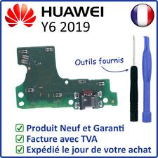 NAPPE CIRCUIT CONNECTEUR DE CHARGE DOCK PRISE USB ET MICRO DU HUAWEI Y6 2019